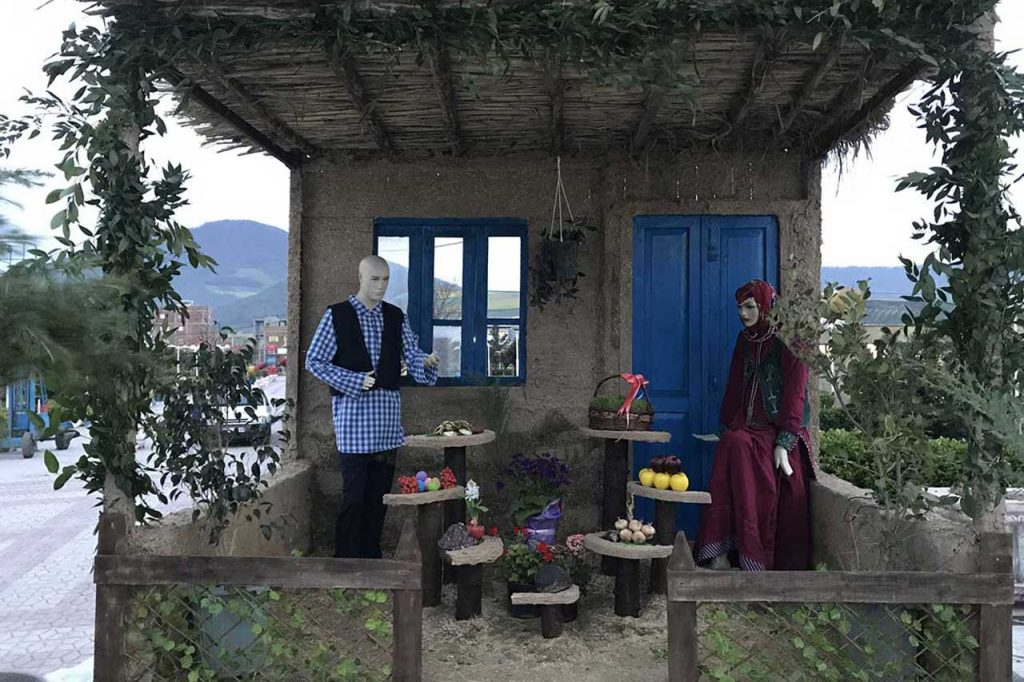 نوروزگاه شهرستان گالیکش