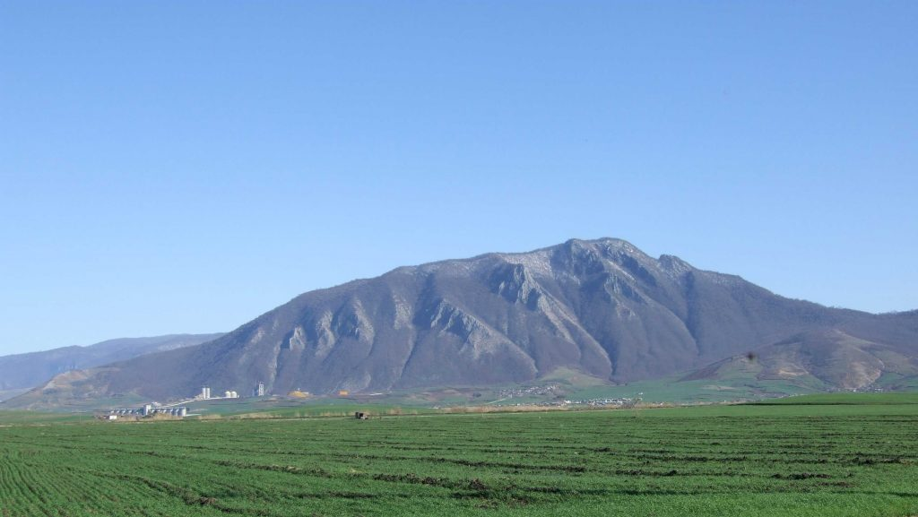 کوه نیلکوه گالیکش